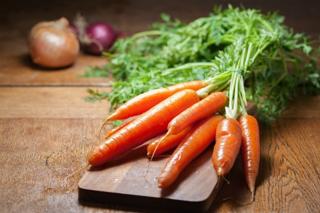 Rosemary and Cedarwood on Carrots | Companion Planting: Boost Your Garden With Essential Oils