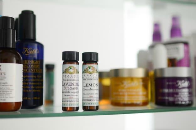 essential oils as dental treatment