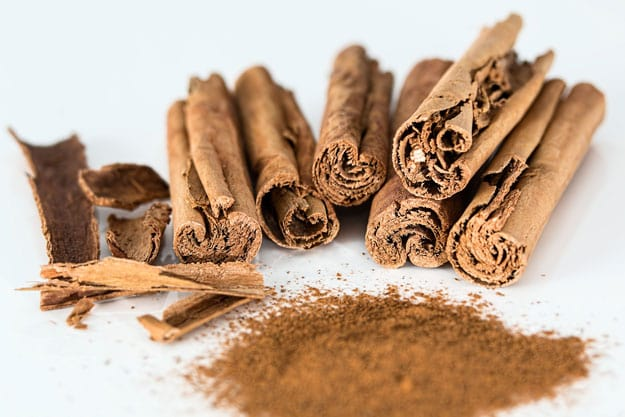Cinnamon | Essential Oils for Nausea and Their Uses