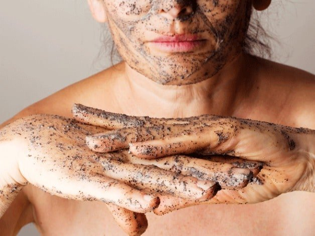 Cleanse Your Body with the Barn Apothecary Coffee and Mint Body Scrub | Organic Beauty Products Your Should Have