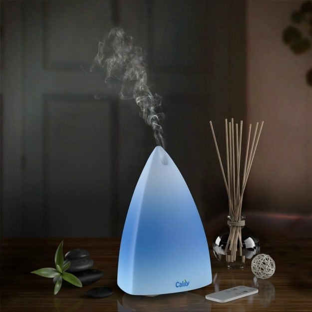 Try the Calalily Ultrasonic Essential Oil Diffuser | Best Essential Oil Diffusers For 2017