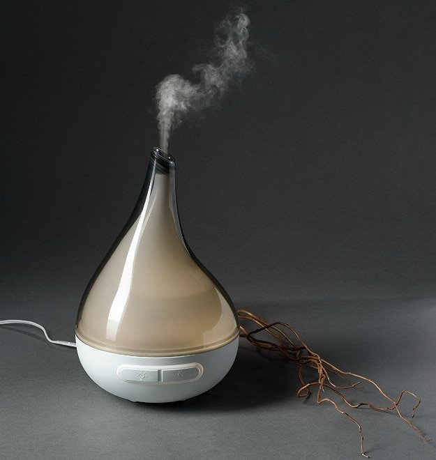 Try the QUOOZ Lull Ultrasonic Aromatherapy Essential Oil Diffuser   Best Essential Oil Diffusers For 2017