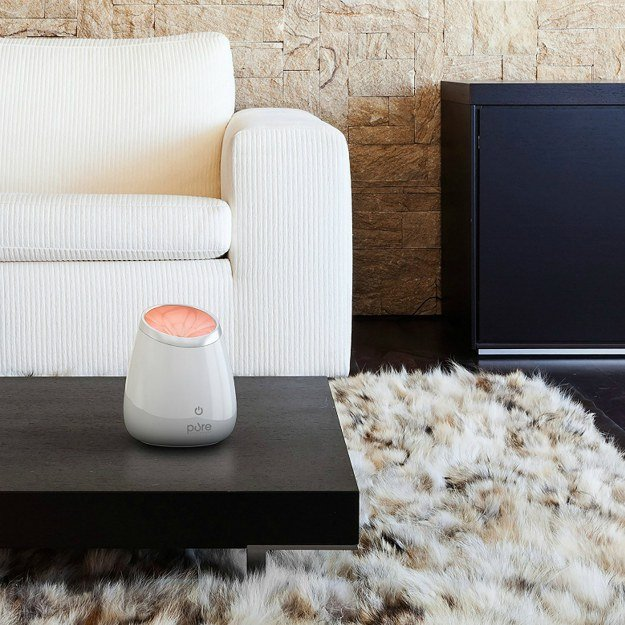 PureSpa Deluxe for Your All-Day or All-Night Diffuser | Essential Oils Diffusers For Small Spaces