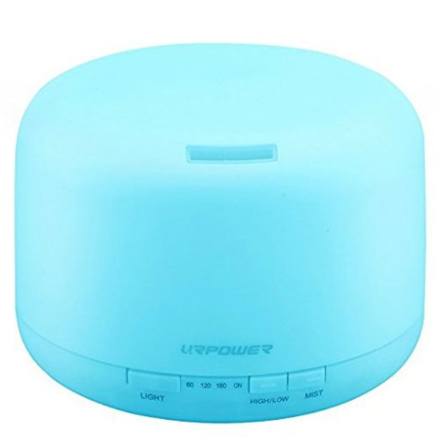 URPOWER 500ml Aromatherapy | Personal Humidifier: Top Choices For 2017