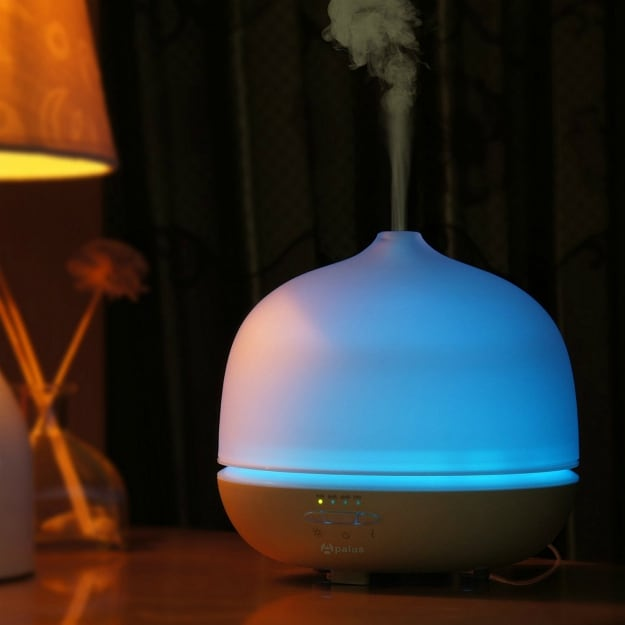 Apalus Glass Large Aromatherapy Diffuser | Top Rated Essential Oil Diffusers For Large Rooms