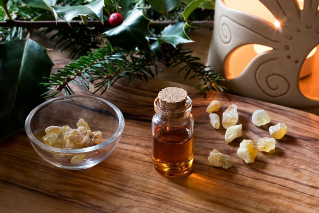 Frankincense | Christmas Essential Oils | Christmas Essential Oils For Some Festive Aromatherapy