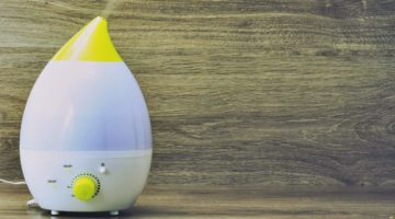 Crane Ultrasonic Cool Mist Humidifier Customer Review